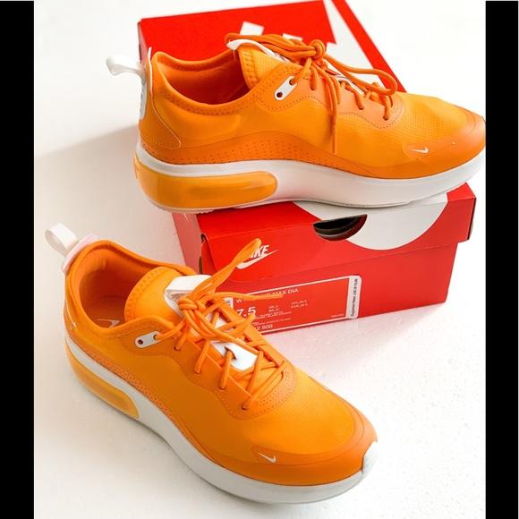 Air Max 95 Womens Orange Peel